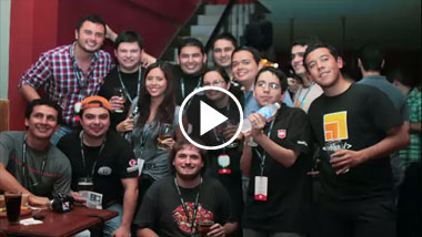 Watch this video showing some of the activities from MozCamp in Latin America